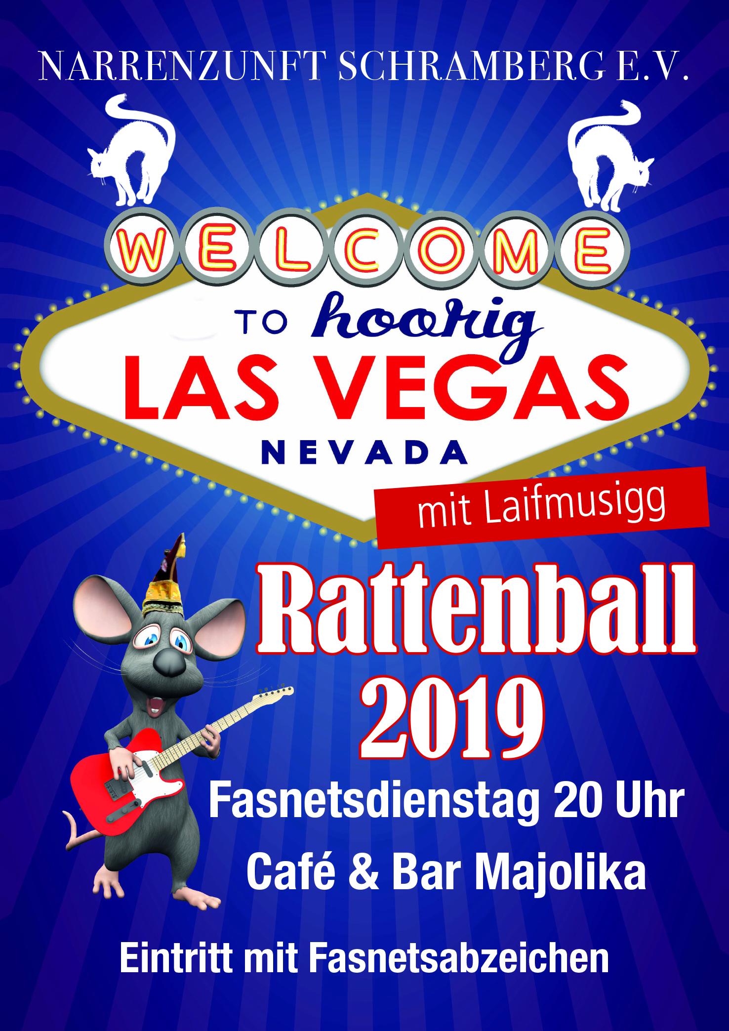 Rattenball 2019